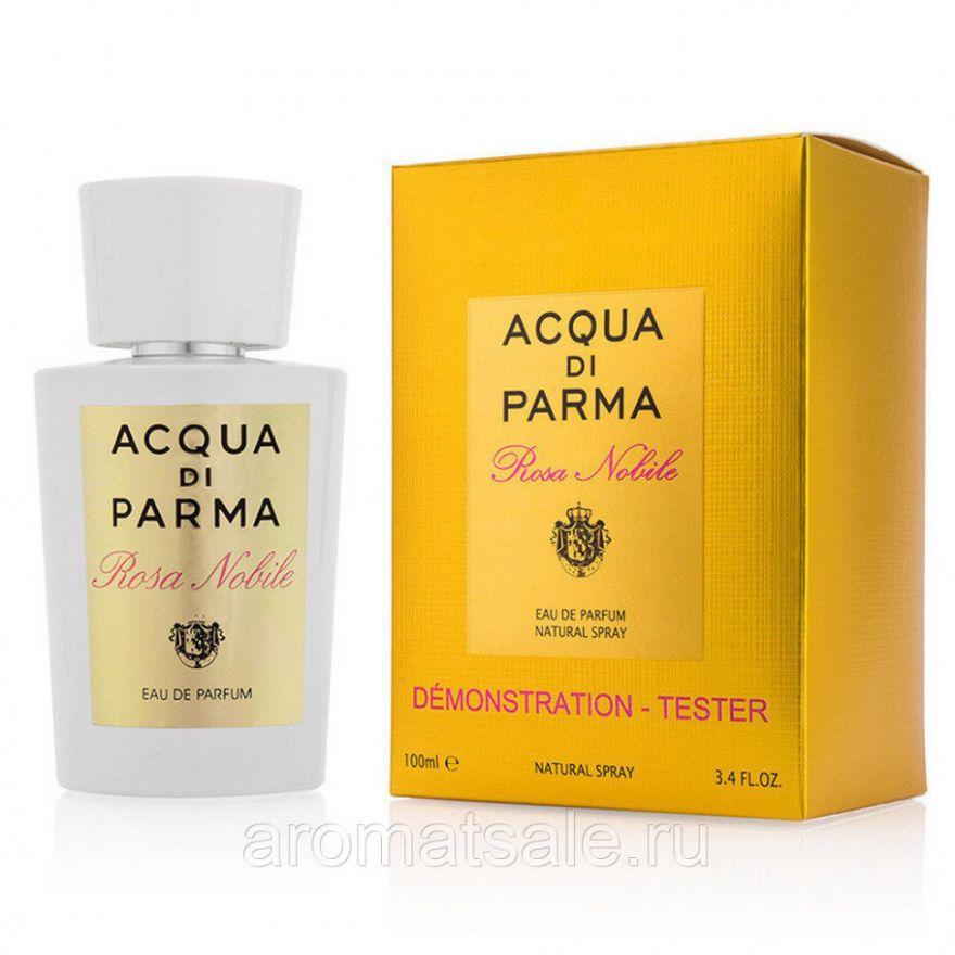 Тестер Acqua di Parma Rosa Nobile 100 мл (для женщин)