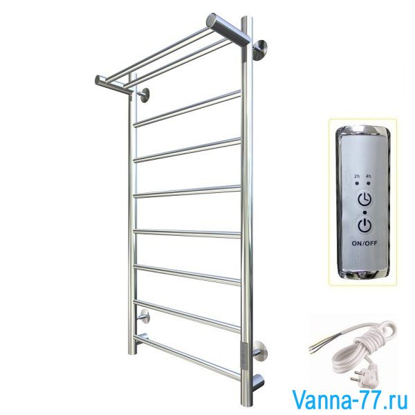 Электрический полотенцесушитель Аспект Пэк сп серия 1 П 32 мм 100х40 универсальный