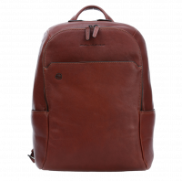 Рюкзак Piquadro CA3214B3/CU кожаный красно-коричневый