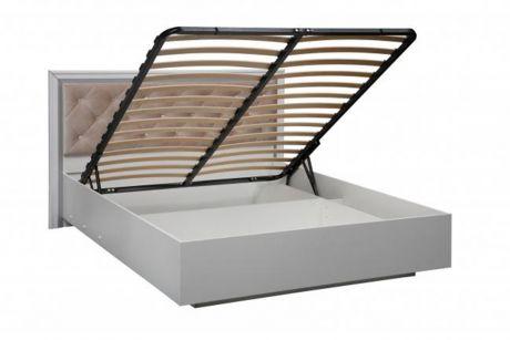 Кровать 38.02 - 02 (1600) Беатрис с подъемным мех.