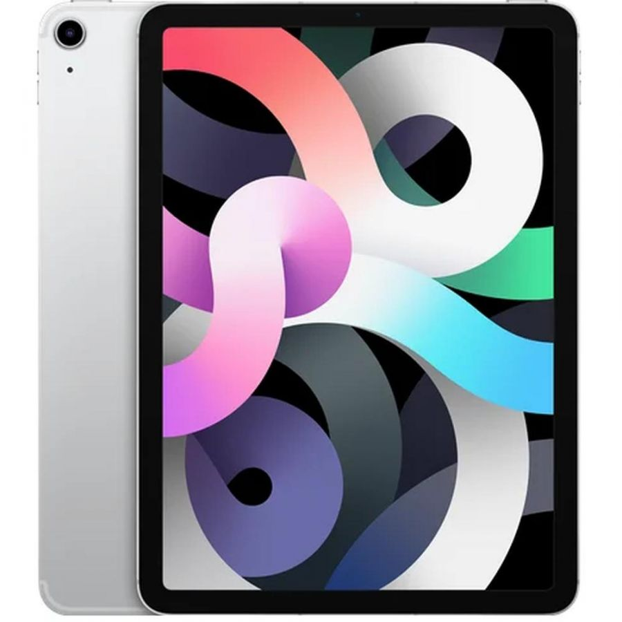 Планшет Apple iPad Air (2020) 64Gb Wi-Fi Silver (MYGX2)