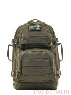 Рюкзак тактический HUNTSMAN RU 880 40 л Хаки