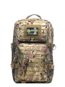 Рюкзак тактический  HUNTSMAN RU 065 35л Мультикам