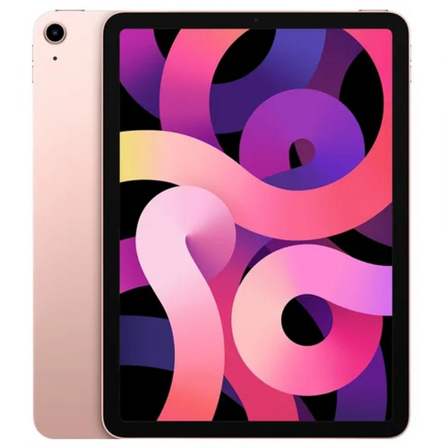 Планшет Apple iPad Air (2020) 64Gb Wi-Fi + Cellular Rose Gold (MYGY2)