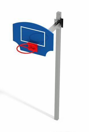 Стойка баскетбольная с сеткой АСО-5.04