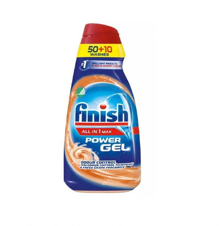 FINISH гель All in 1 gel для ПММ 900 мл
