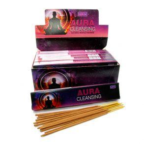 Благовония Nandita Aura Cleansing mashine made 15gm  Масала