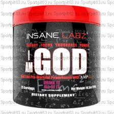 Insane Labz I am GOD 290 g (25 serv)