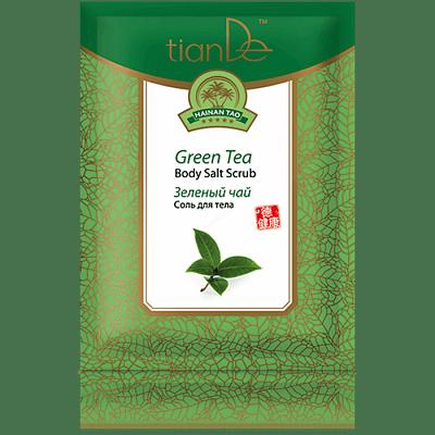"""Соль для тела """"Зеленый чай"""" Hainan Tao"""