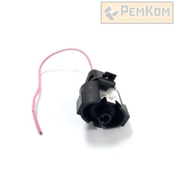 RK04162 * Разъем к датчику давления масла, датчику уровня охлаждающей жидкости для а/м 2170-2172, 1117-1119 (с проводами сечением 0,5 кв.мм, длина 120 мм)