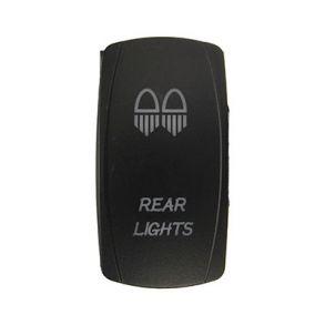 Кнопка включения с подсветкой REAR LIGHTS