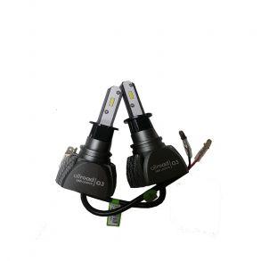 Светодиодная лампа серия Allroad Q3 цоколь H3