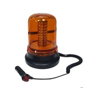 Маяк проблесковый светодиодный 90 Ватт Колба 12-24 вольт