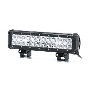 Двухрядная светодиодная LED балка 72W CREE комбинированная