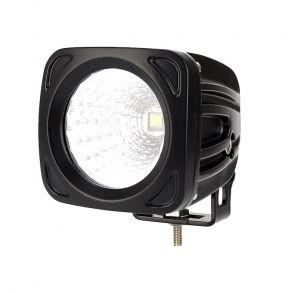 Светодиодная фара рабочего света 25 Вт (ближний допольнительный свет)