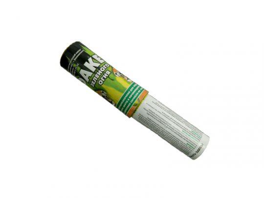 Фальшфейер зеленого огня Факел