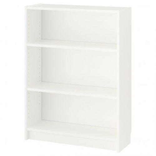 BILLY БИЛЛИ, Стеллаж, белый, 80x28x106 см - 503.131.12
