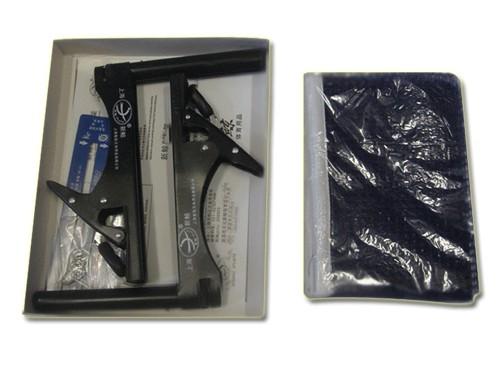 Сетка для настольного тенниса, синего цвета с металлическими стойками, в коробке. 11070