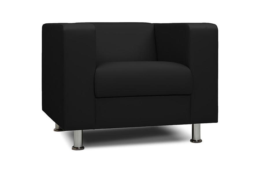 Кресло офисное Бит черный