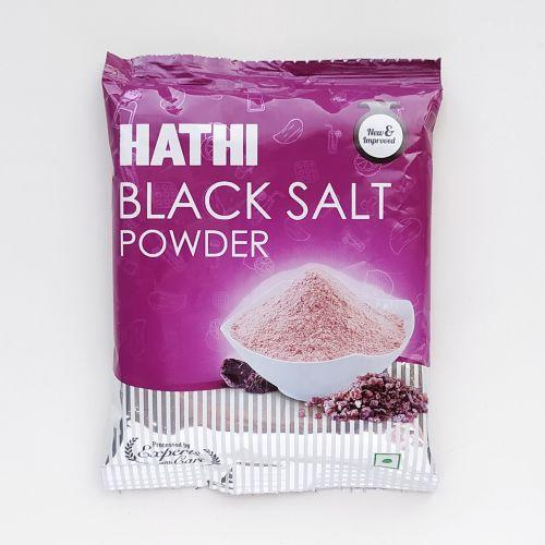 Соль черная гималайская | 100 г | HATHI MASALA