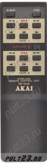AKAI RC-G45, HX-R435W