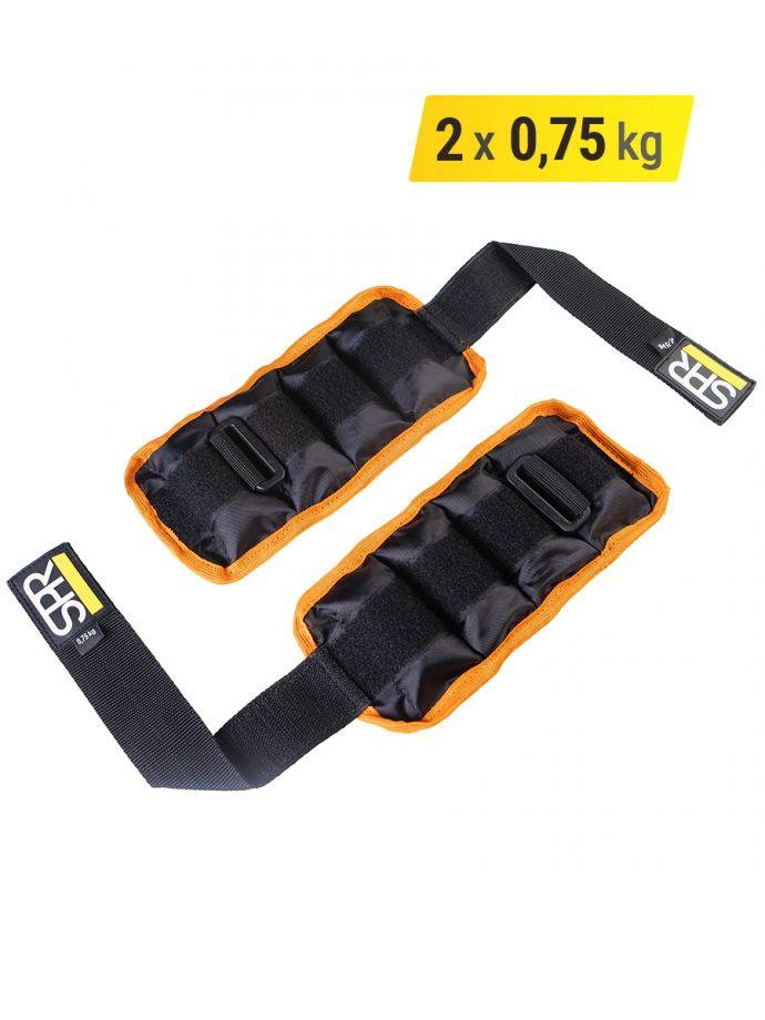 Утяжелители SPR для плавания 2 шт по 0,75 кг