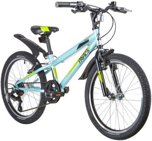 Велосипед Novatrack Racer 20 6 V Blue