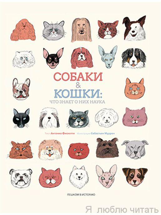 Собаки и Кошки: что знает о них наука