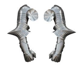Готические Латные Руки - Модель 4