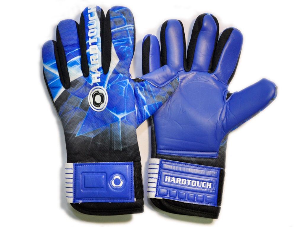 Перчатки вратарские HARD TOUCH, размер S, артикул 32018