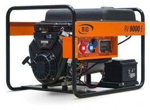 Бензиновый генератор RID RV 9000 E