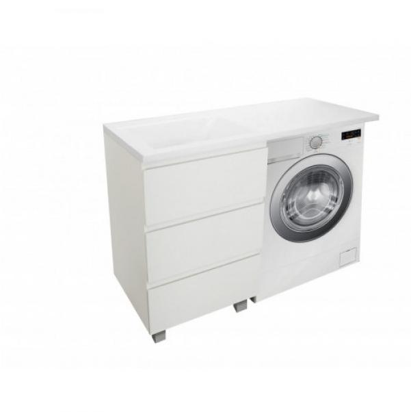 Мебель для ванной Эстет Dallas Luxe 1200х482 3 ящ