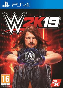 Игра WWE 2K19 (PS4)