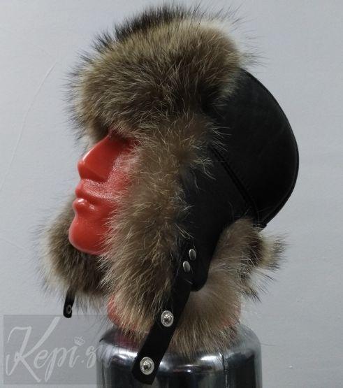 Зимняя-шапка-мех