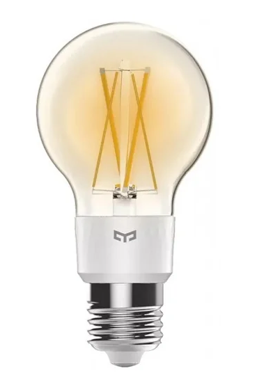 Умная светодиодная лампа Xiaomi Yeelight Smart LED Filament Light E27 6W (YLDP12YL) (RU/EAC)