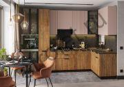 Модульная кухня Норд Stoun софт какао