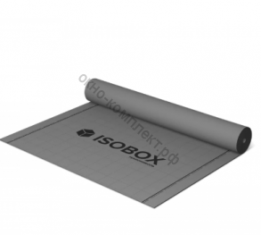 Гидро-ветрозащитная диффузионная мембрана ISOBOX 95 1 рул=75м2