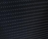Piligrim 380*570*3.5мм.  Черный(Волна)