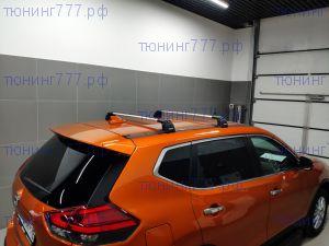 Багажник на гладкую крышу, CAN Turtle AIR 3, два цвета