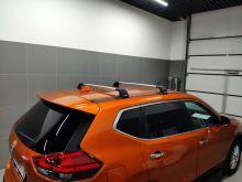 Багажник на крышу в штатные места, CAN Turtle AIR 3