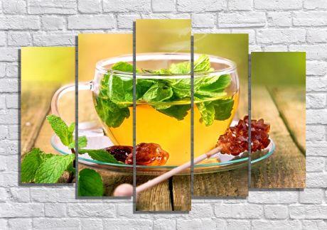 Модульная картина Для кухни 88