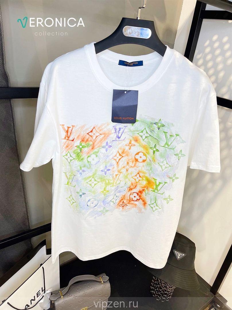 Стильные брендовые футболочки