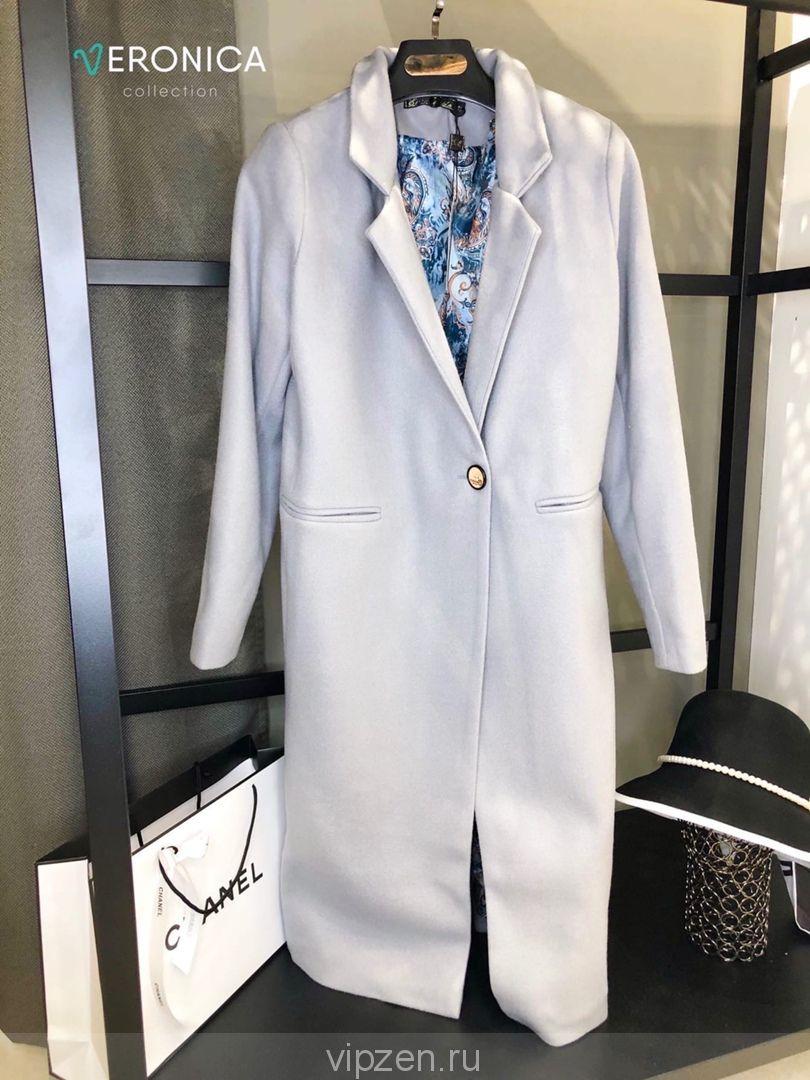 Шикарное стильное Пальто