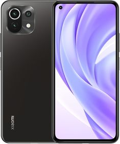 Смартфон Xiaomi Mi 11 Lite 6/128GB (NFC), Black
