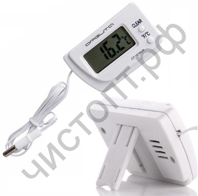 Термометр цифровой OT-HOM19