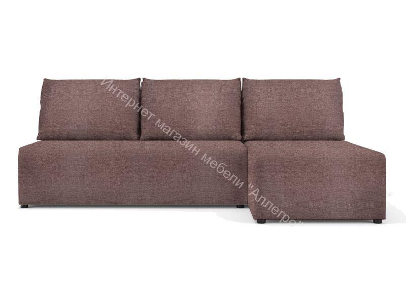 """Угловой диван """"Алиса"""" Savana Plus Java кат.1"""