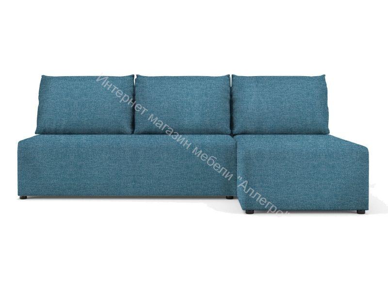 """Угловой диван """"Алиса"""" Savana Plus Blue кат.1"""
