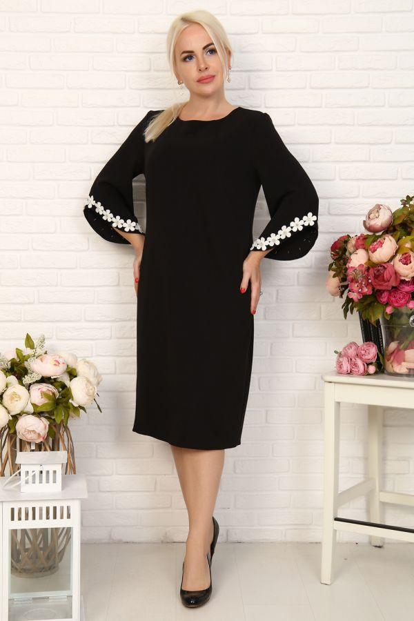 Платье 10361 [черный]