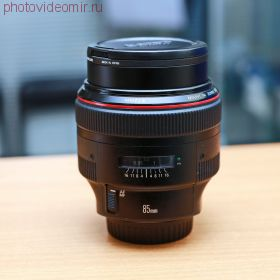 Объектив Canon EF 85mm F1.2 L II USM б/у