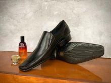 Классические мужские туфли для студентов и школьников